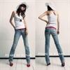 Bí quyết mặc quần jeans đẹp cho nữ giới
