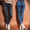 Cách giữ màu jean lâu bạc