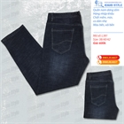 Jeans nam big size dáng slim-fit co giãn L381