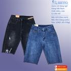 Jeans ngố nữ dáng ôm vừa, cạp cao, co dãn 029-042