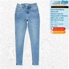 Quần Jean nữ skinny cạp cao 718-1