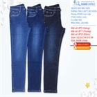 Quần jeans nữ size lớn dáng ôm BT